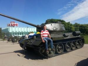 Just a tank, Belarus