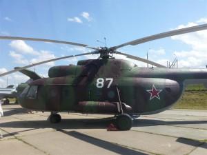 Stalin Line nearby Minsk, Belarus