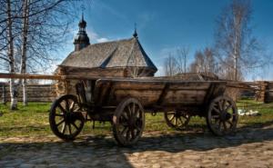 Belarus open air museum