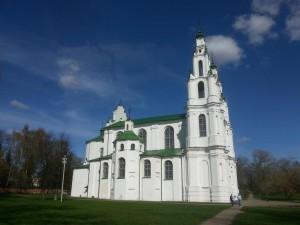St. Sophia Cathedrale in Polotsk, Belarus