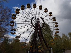 Pripyat, Chornobyl, Ukraine