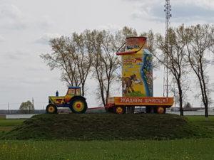 Onderweg in Wit-Rusland