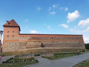 Lida castle, Belarus