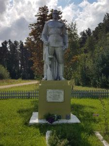 Monument in Belarus