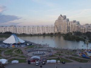 Central Minsk, Belarus