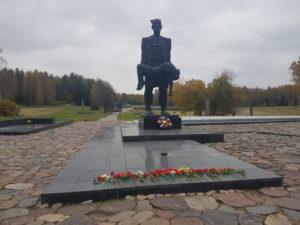 Khatyn Monument, Minsk, Belarus