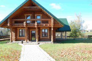 Guest house in Belarus