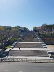 Potemkin stairs, Odesa, Ukraine