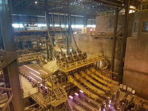 Interpipe factory in Dnipro, Ukraine