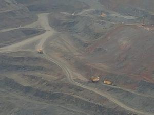 Mining n Kryvyi Rih, Ukraine