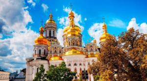 Lavra Klooster Kyiv, Ukraine