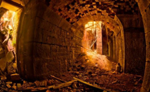 Odesa Catacomben, Ukraine