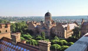 Chernevtsi University in Ukraine
